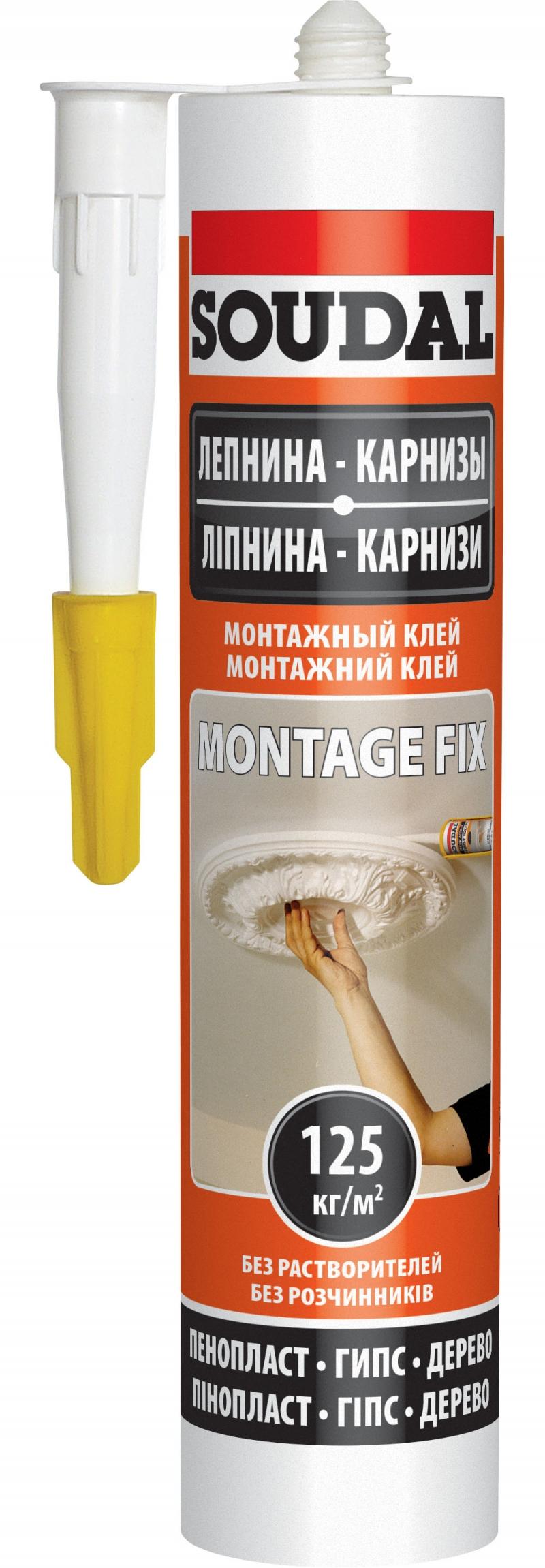 Монтажный клей для пазогребневых плит - 7bf5